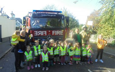 Gallery – Fire Engine Visit